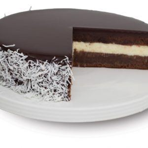 Bounty Mousse  Large  Gateaux Chocolate Cakes