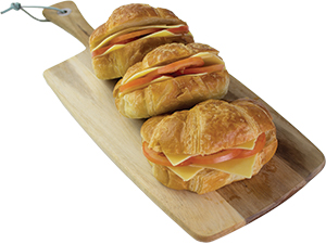Tomato And Cheese Croissant  Large  Savoury Croissant