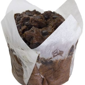 Gluten Free Double Choc Muffin  Individual  Delights Muffins
