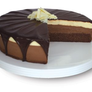 Hazelnut Mousse  Large  Gateaux Chocolate Cakes