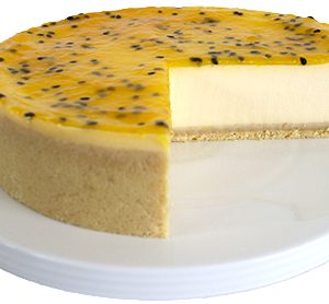 Passionfruit Cheesecake  Large  Gateaux Cheesecakes