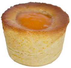 Apricot And Custard Tartlet  Individual  Treats Tartlets